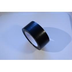 Taśma winylowa 50mm/33m czarna