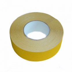Antypoślizgowa żółta 50mm 18,3m