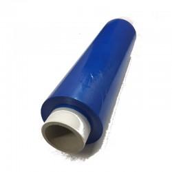 Folia ochronna niebieska uv 25cm/75m
