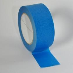 Taśma maskująca niebieska uv 25mm/50m