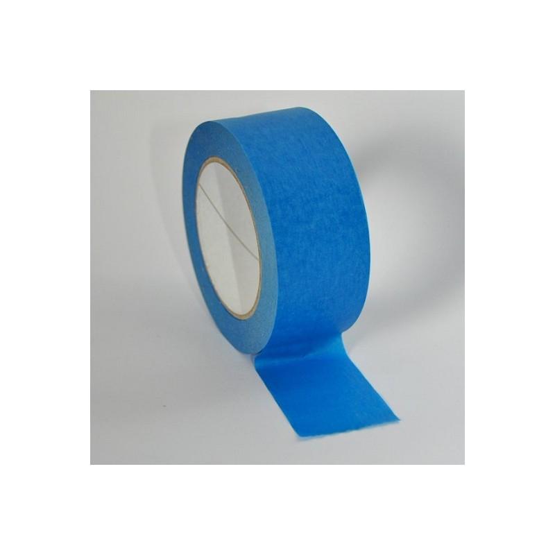 Taśma maskująca niebieska uv 30mm/50m