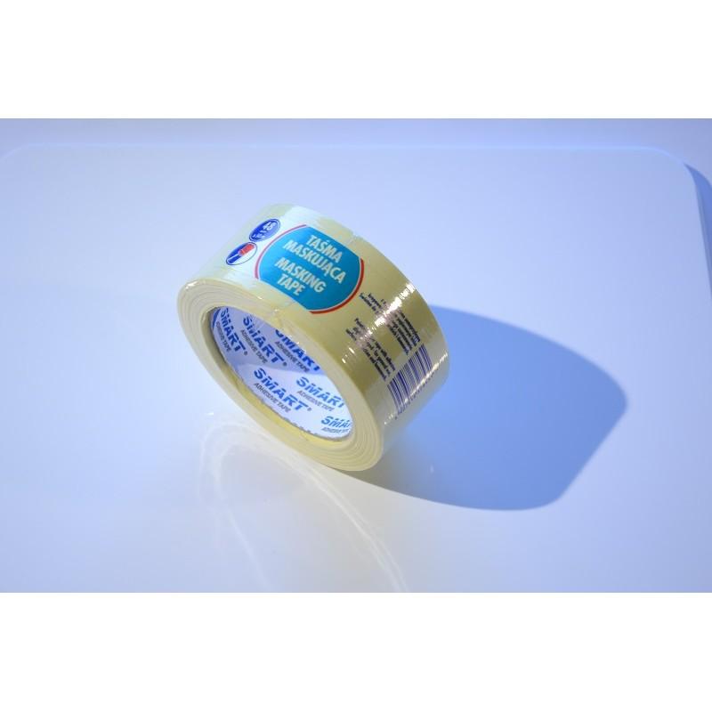 Taśma maskująca żółta smart 50mm/50yd
