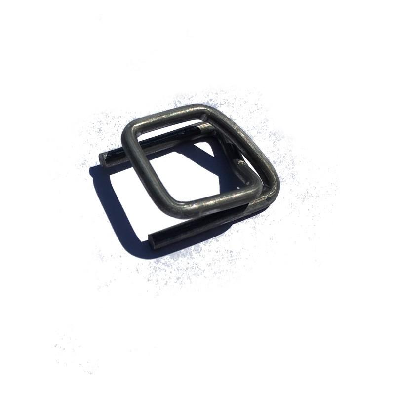 Zapinki druciane do taśmy pp 13mm