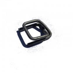 Zapinki druciane do taśmy pp 16mm