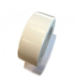 Taśma uniwersalna biała 48mm/50y  duct tape.