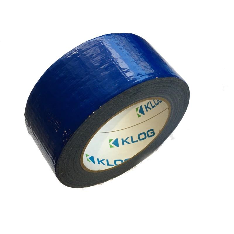 Uniwersalna 48mm/50y taśma Duct niebieska