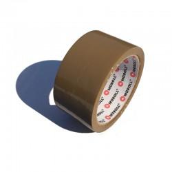 Taśma pakowa 48 mm, 66 m muroll OPP 325 brąz